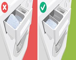 6 sai lầm khi sử dụng máy giặt mà ai cũng mắc phải