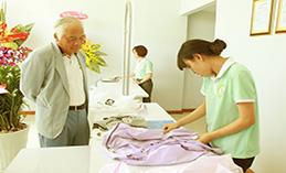Dịch vụ giặt khô là hơi uy tín Japan Laundry