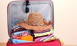 Tổng hợp cách xếp đồ vào vali và balo siêu gọn nhẹ