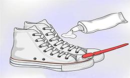 3 mẹo giúp sạch giày thể thao an toàn, nhanh chóng