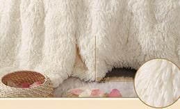Hướng dẫn cách giặt chăn lông cừu không bị xù