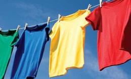 """Dịch vụ giặt khô là hơi """"đắt khách"""" trong những ngày đầu đông"""