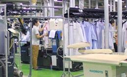 Báo giá dịch vụ giặt là Hà Nội tại Japan Laundry