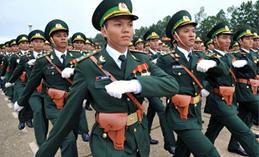 Tìm hiểu về các loại trang phục quân nhân, cách giặt và bảo quản