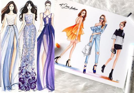 Thiết kế thời trang – Ngành học cực Hot trong mùa tuyển sinh 2019