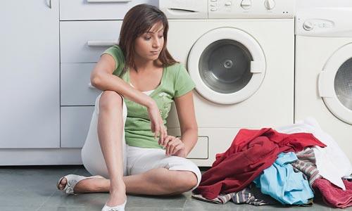 Sai lầm khi giặt quần áo khiến cơ thể