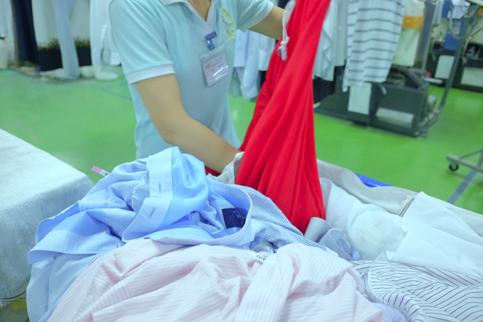 Giặt khô là gì? Giặt khô có sạch được không?