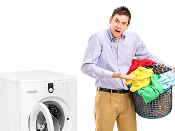 Nguyên nhân máy giặt không sạch và cách khắc phục?
