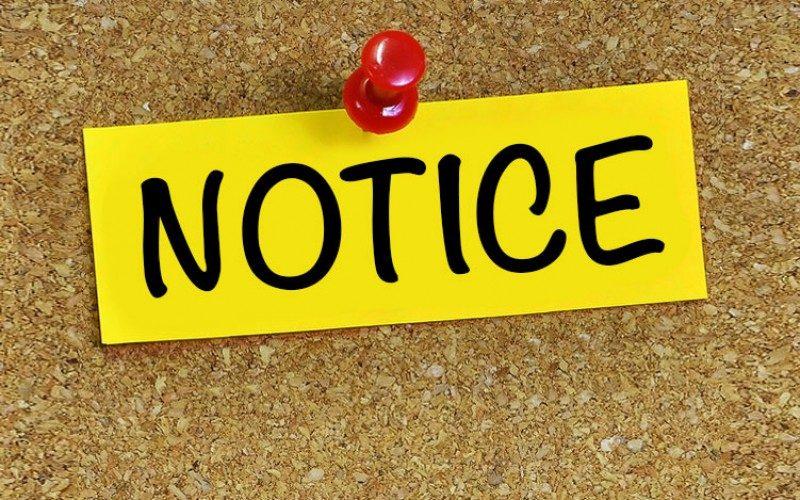 Thông báo thay đổi Hotline dịch vụ