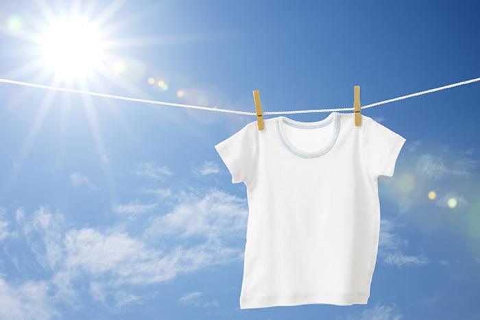 Ánh nắng mặt trời có thể làm phai màu quần áo?