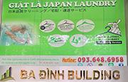 Giặt là Japan LaunDry 13 Kim Mã Thượng – Sự lựa chọn tin cậy cho khách hàng
