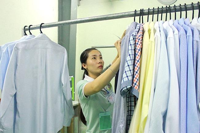 Giặt khô là hơi tại Hà Nội - Giao nhận đồ tại nhà
