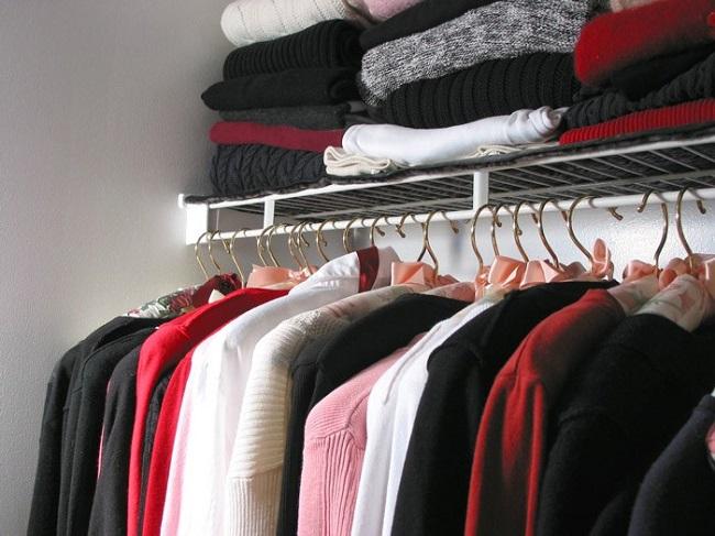 Cách phân biệt quần áo nên gấp và không nên gấp