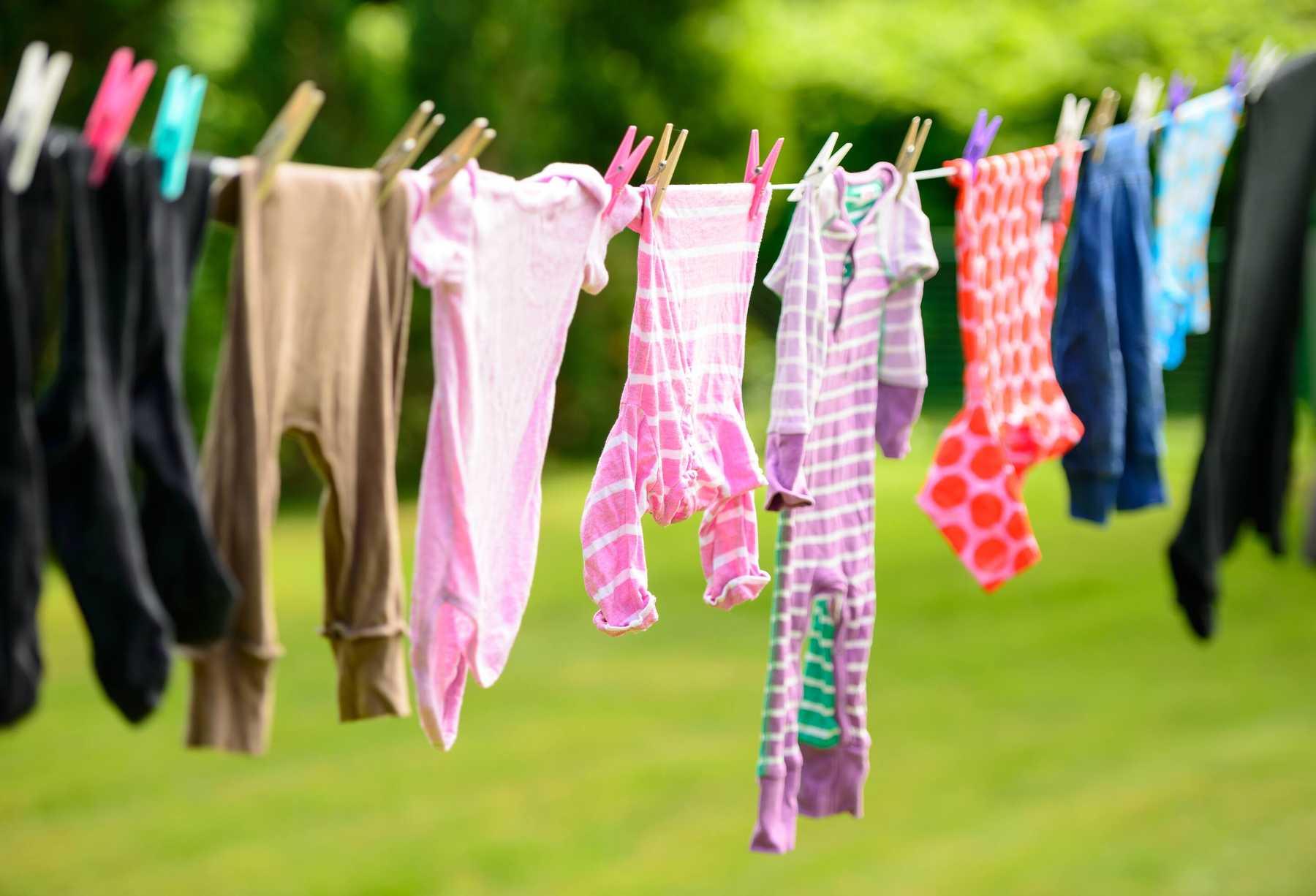 Giặt là Japan Laundry chia sẻ cách giúp quần áo mau khô vào mùa mưa
