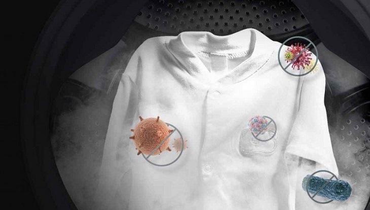 Cách hạn chế vi khuẩn - virus bám trên quần áo thường ngày | Giặt là cao cấp tại Hà Nội