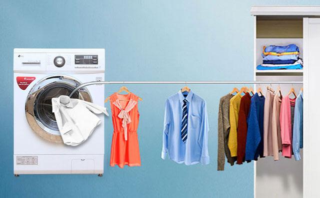Giải đáp thắc mắc giặt khô là hơi có sạch không?